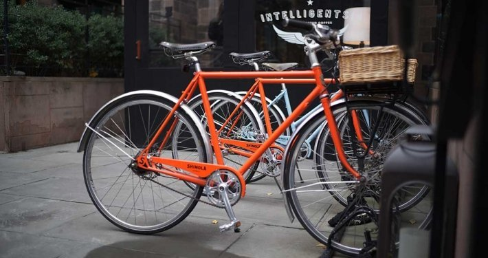 Storing Your Electric Bike