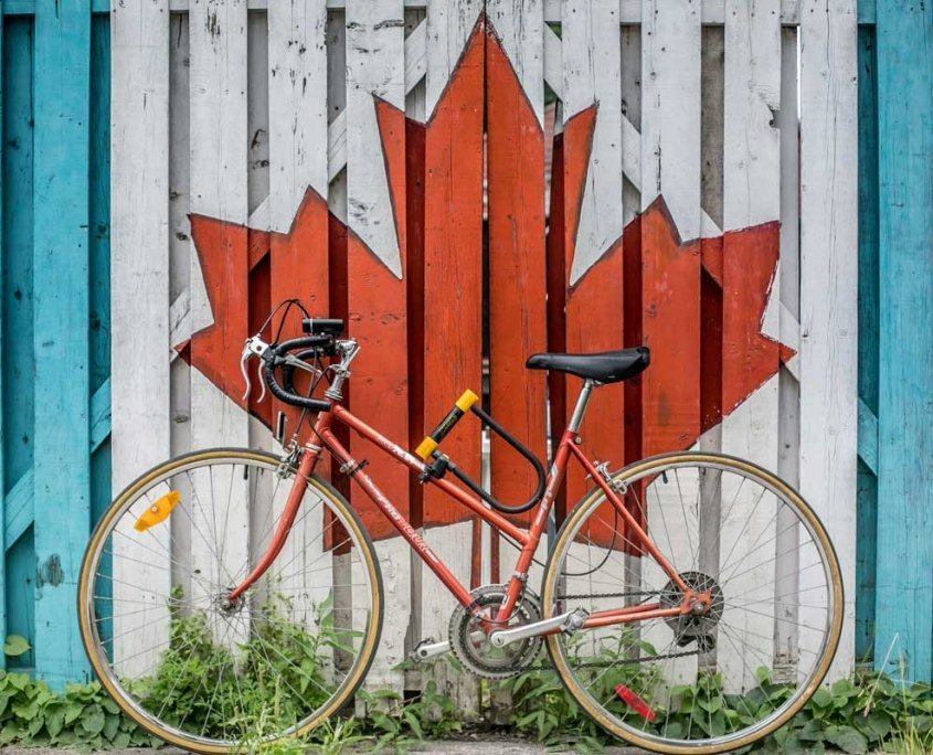 Cycling in Canada