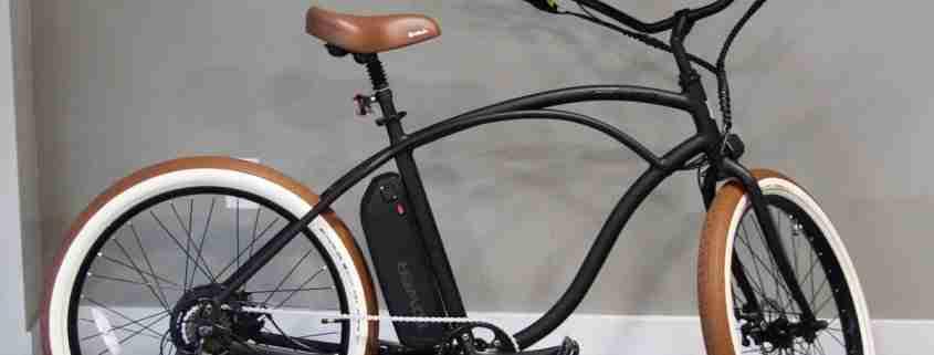 An Electric Bike