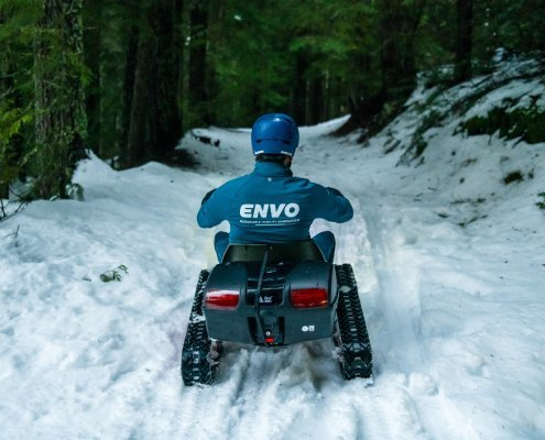 Envo in action