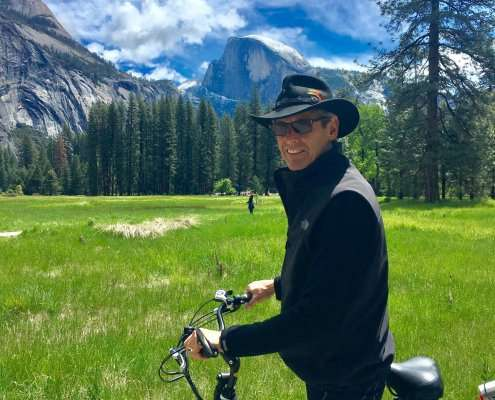 DJ City Bike owner Steve Schwanke